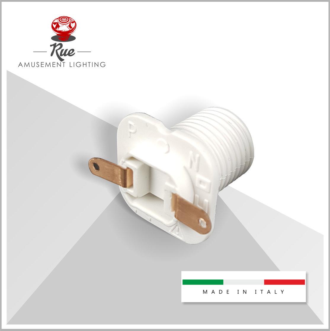 E14 Solder Lamp Holder Rue Amusement Lighting Wiring Metal Bulb Click To Enlarge Homelamp Holders