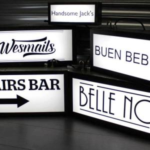 Letter Light Boxes.Letter Lights Light Boxes Rue Amusement Lighting